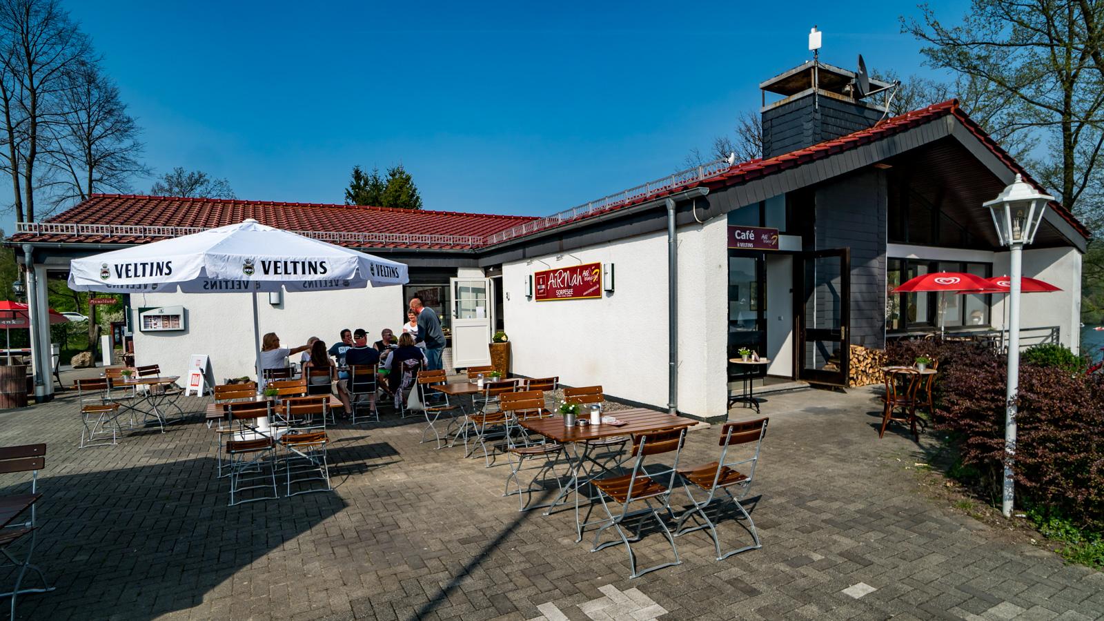AIRNAH AM SORPESEE - FRÜHSTÜCK, IMBISS UND CAFÉ