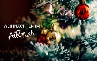 Weihnachten 2021 im AiRnah Café
